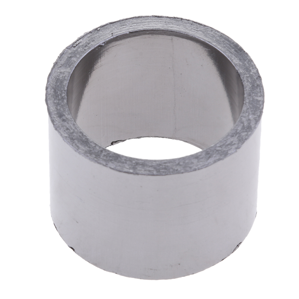 Image 2 - Motorbike Exhaust Pipe Gasket For Pit Bike/ATV/Scooter/Quad Muffler Part 28/38mm Exhaust Pipe Gasket Motorcycle Accessories 2019-in Exhaust Gaskets from Automobiles & Motorcycles