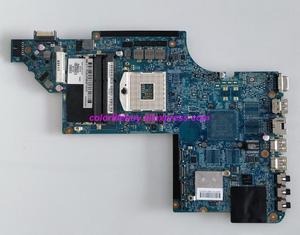 Image 1 - Oryginalny 665993 001 HM65 QUA UMA Laptop płyta główna do HP DV7 6B DV7 6C serii DV7T 6C00 NoteBook PC
