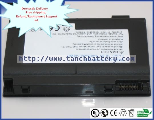 US $30 02 9% OFF|Replacement battery FPCBP198 FPCBP233 for Fujitsu Celsius  H710, Fujitsu lifebook A1220, Fujitsu Lifebook A6210, A6230, 48W,-in Laptop