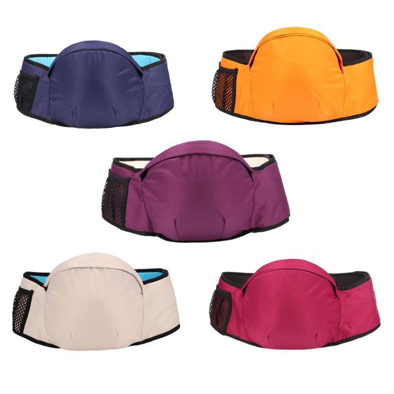 Baby Carrier Waist Stool Baby Sling Carrier Solid Front Carry Carrier Holder Baby Belt Backpack Hipseat Belt For 20Kg 0-36M Baby