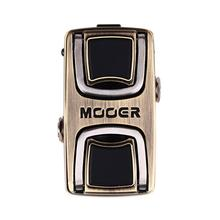 Mooer The Wahter Wah Guitar Effect Pedal Free Step Expline Mode Pressure Sense Switch DC 9V Full Metal Shell for Electric Guitar