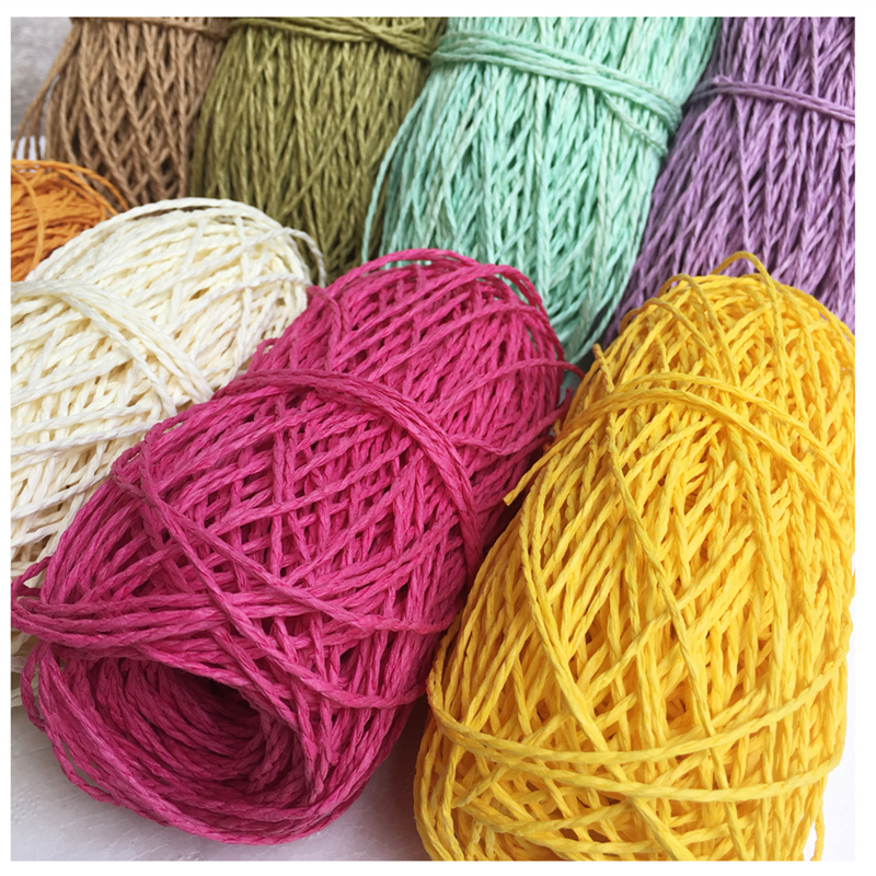 Bulky Corriedale Wool Tuti Fruti Collection