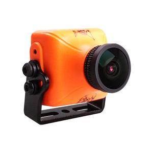 Image 5 - RunCam águila 2 Pro Global WDR OSD Audio 800TVL CMOS FOV 170 grado 16:9/4:3 conmutable FPV Cámara naranja rojo para componentes para drones RC