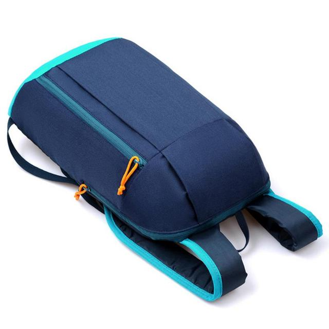 Oxford Cloth Backpack for Men and Women