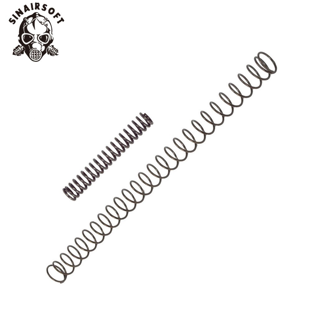 Enhanced Recoil Spring & Hammer Spring For M1911(150%) AEG Gearbox Rifle Hunting Accessories Free Shipping