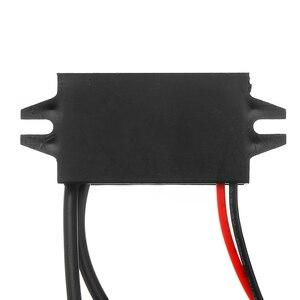 Image 4 - LEORY 12 V 5 V 3A 15 W Çift USB Çıkışı Güç Adaptörü Arduino için DC DC Dönüştürücü Modülü USB Dişi Şarj