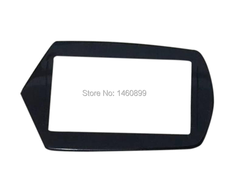 Wholesale B9 Keychain Case Glass For Starline B9 A91 B6 A61 B61 B91 V7 2-way Car Anti-Theft LCD Remote Control Key Fob Chain