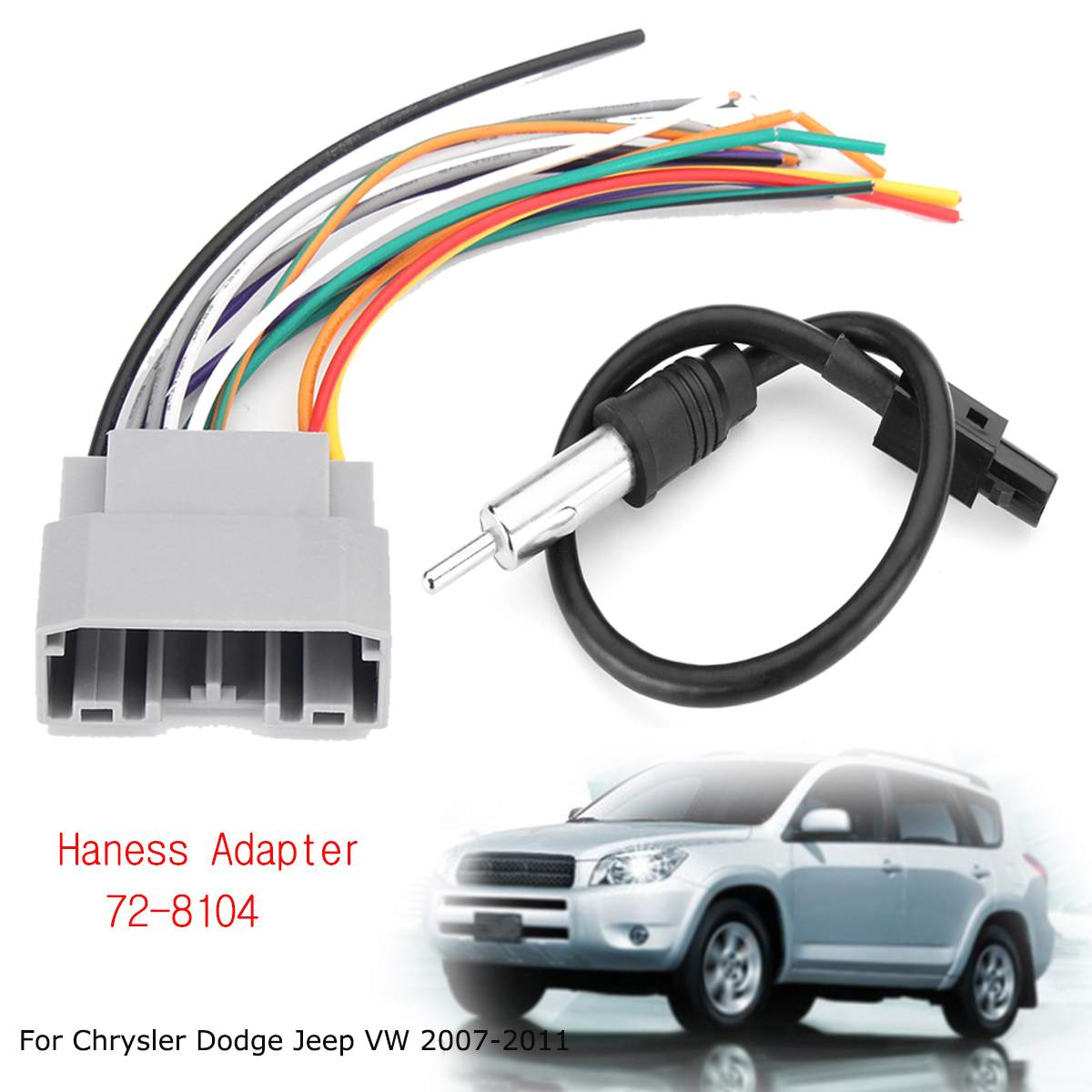 car stereo wiring harness adapter for vw    car       stereo       wiring       harness       adapter    antenna for chrysler for     car       stereo       wiring       harness       adapter    antenna for chrysler for