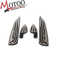 Motorcycle Modified Aluminum alloy parts PCX125 150 pcx footrests footpads foot rest mats pads For Honda pcx 125 150 2017 2018
