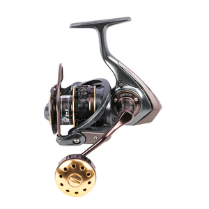 Image 4 - TSURINOYA для рыбалки катушка Jaguar 4000 5000 двойной катушки карп рыбалка катушка 9 + 1BB 5,2: 1 Рыболовная Приманка катушка для спиннинга морской Фидер катушка