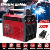 ZX7 315 IGBT Inverter Arc Electric Welding Machine 220V/380V MMA Welders for Welding Working and Electric Working