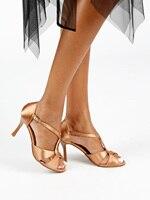 QUEEN HELENA dance shoes Bronze