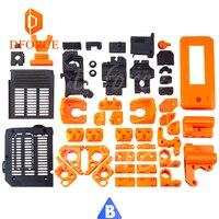 D FORCE PETG material full printed parts for DIY Prusa i3 MK3 bear upgrade 3D printer not pla material