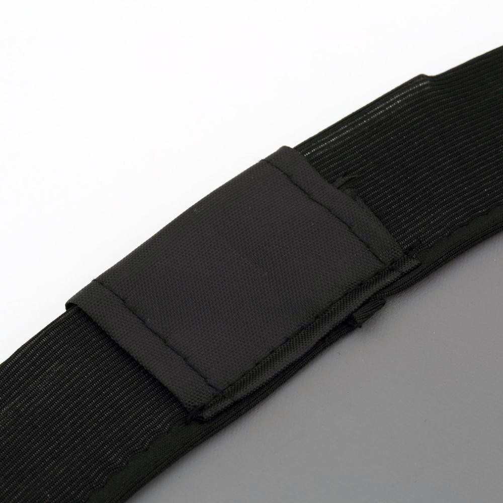 12 ''/30 см двусторонний Цвет Баланс белого 18% экспозиция нейтральный серый справочный складной отражатель серая карта с сумкой для переноски