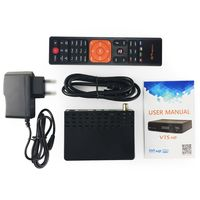GTmedia Cccam Cline DVB S2 Freesat V7S HD Satellite Receiver Upgrade From V7 HD DVB S2 Digital Receptor