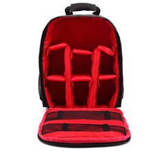 Durable Outdoor Backpack Lens For Digital Camera Case Accessories Waterproof Storage Bag All-Match Organizer Photography(China)