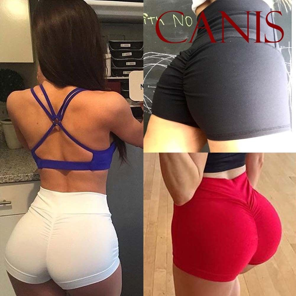 Sexy Women's Casual Shorts Athletic Gym Workout Fitness Shorts Hot Summer Fashion Female Fitness Ladies Shorts