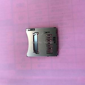 Image 1 - 5 pièces de rechange de fente de carte mémoire SD pour Canon EOS 100D 200D 77D 750D 760D 800D; 6D mark II 6DII 6D2 SLR
