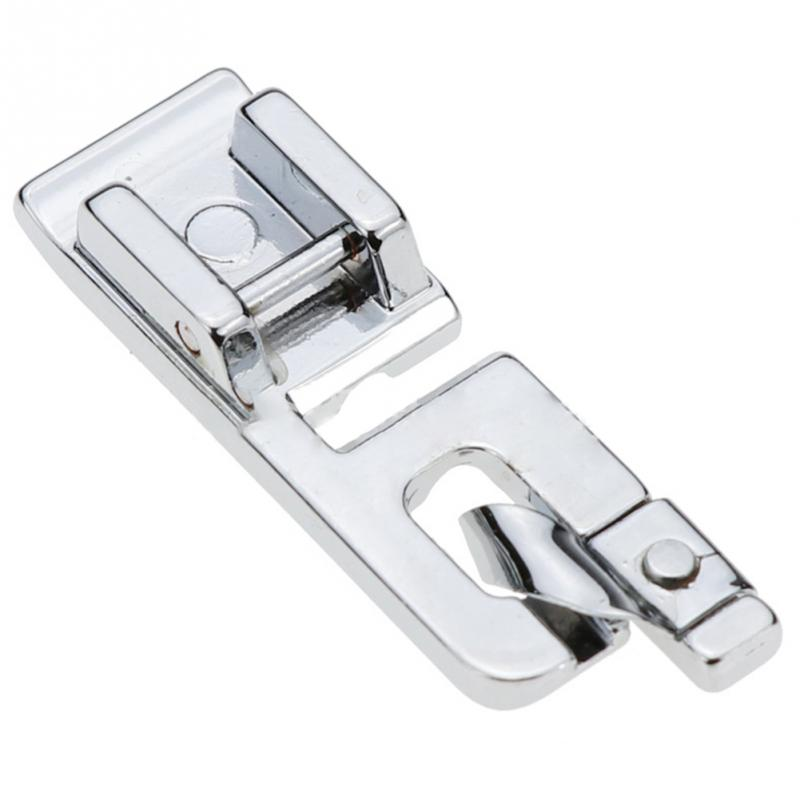 1Pcs Rolled Hem Curling Presser Foot For Sewing Machine Singer Janome Sewing Accessories Hot Sale 3mm/6mm