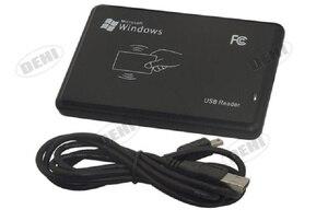 Image 2 - 10 cái USB Đọc 8 chữ số RFID Độc Giả Không Tiếp Xúc Proximity Thẻ Thông Minh 125 khz EM4100 TK4100 Đầu Đọc
