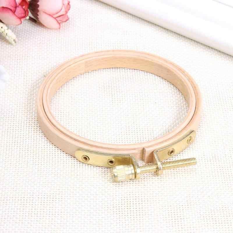 7,5-28 см бук Сделай Сам деревянная рамка для вышивки крестиком рукоделие кольцо для рукоделия ручная вышивка станок для шитья ручной работы дерево ремесло