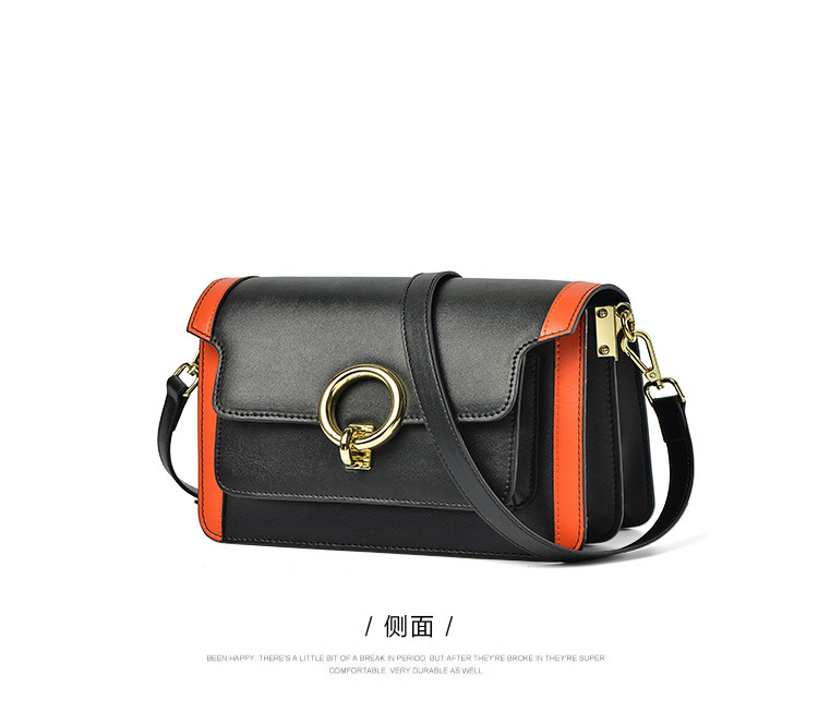 4 New type of ladys leather ladys bag; ladys cowhide ladys bag; one-shoulder BBFE18112602 190512 jia4 New type of ladys leather ladys bag; ladys cowhide ladys bag; one-shoulder BBFE18112602 190512 jia