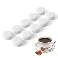 1 PC Mesin Kopi Espresso Cleaning Effervescent Tablet Bahan Kimia Pembersih Descaling Agent Aksesoris Dapur Dropship(China)