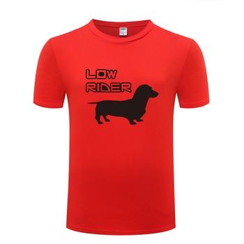 low-rider-dachshund-wiener-dog-creative-mens-t-shirt-t-shirt-men-2018-new-short-sleeve-o-neck-cotton-casual-top-tee
