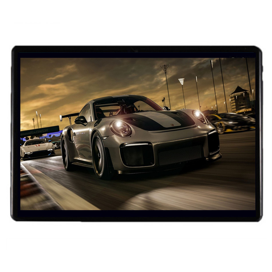 KUHENGAO 10'' Tablet Android N 8 Core HD 1920x1200 Dual Camera Bluetooth Wi Fi 32/64GB 3D Game Supported (Third generation) Tablets     - title=