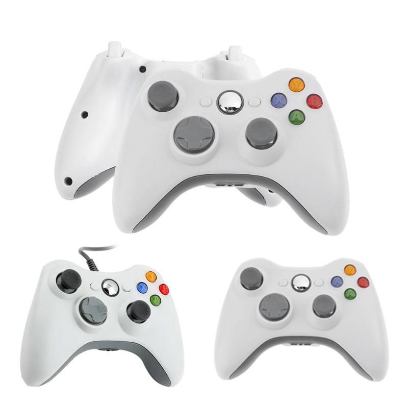Galleria fotografica Wireless USB Wired Controller di Gioco per <font><b>Microsoft</b></font> Xbox 360 per Xbox 360 Slim o PC Finestre di Alta Qualità Bluetooth Gamepad nuovo