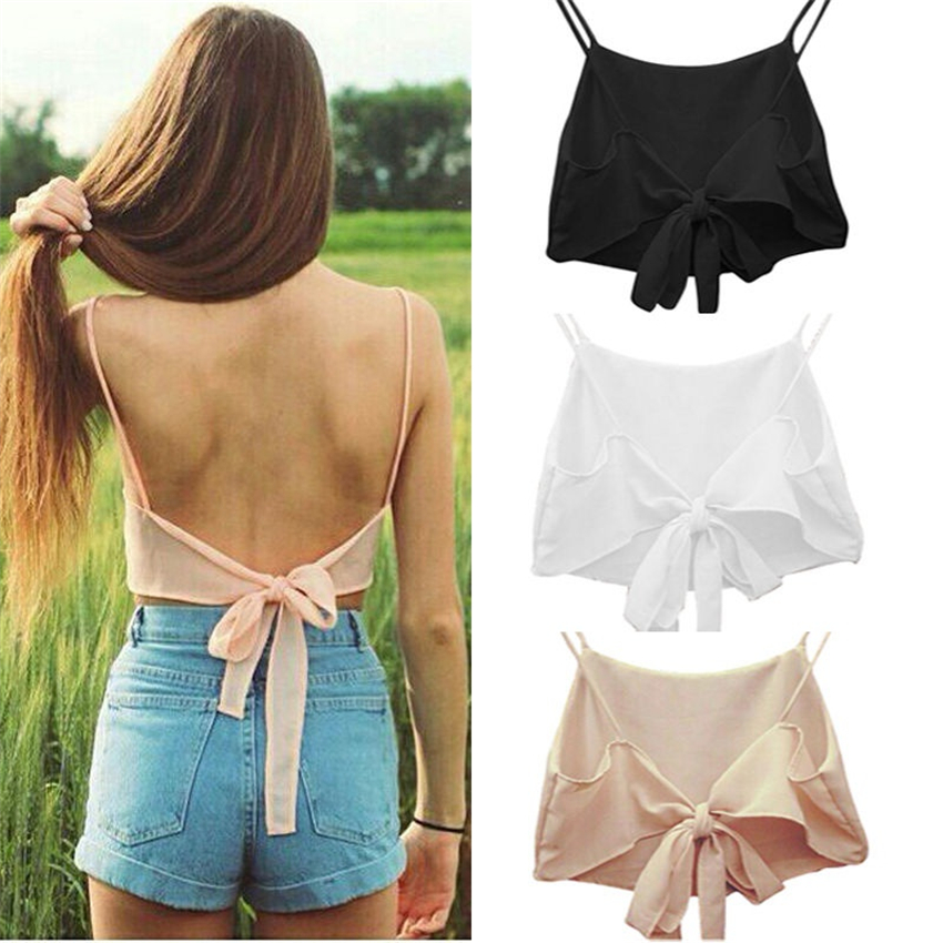 Summer Women's sexy   Tank     Tops   Vest Blouse women Sleeveless Crop   Tops   women sexy   tops