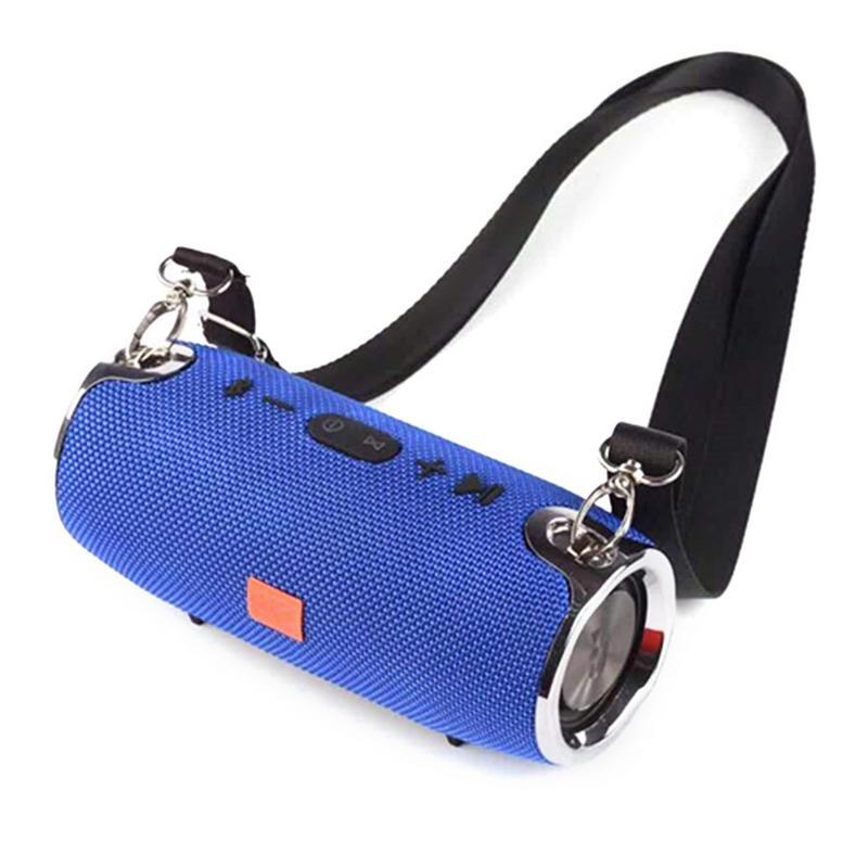 Wireless Best Bluetooth Speaker Waterproof Portable Outdoor Mini Column Box Loud Subwoofer Speaker Design For Phone