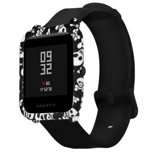 Image 2 - All Inclusive Soft Protective Cover Smooth Anti Break Crack Protection Painted Watches Case For Huami AMAZFIT Youth Edition