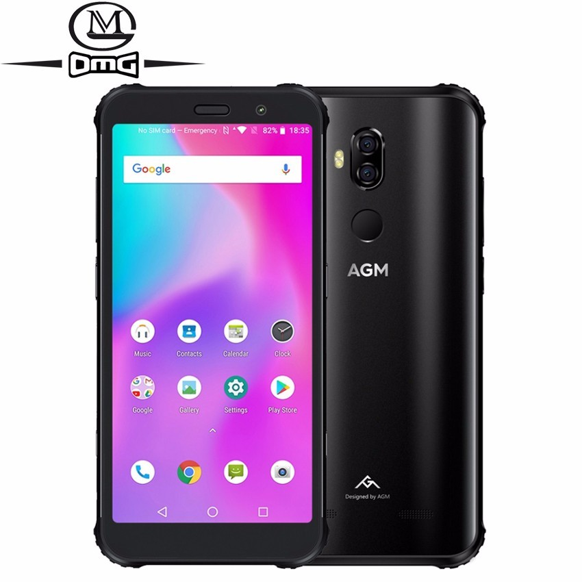 AGM X3 IP68 Waterproof shockproof mobile Phone 5.99