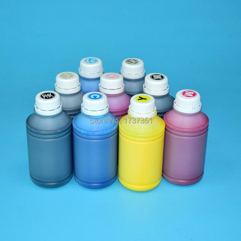 500 мл 12 цветов высокого качества пигментные чернила для Canon PGI-29 для Canon PIXMA PRO1 принтера