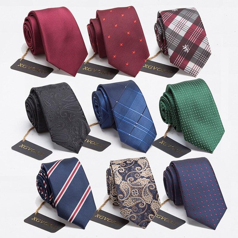Bekleidung Zubehör Mode Krawatte Der Männer Polyester Silk Krawatte Reißverschluss Krawatten Bequem Streifen Plaid Gravata Für Männer Bräutigam Krawatte Geschäfts Vestidos