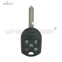 Remtekey CWTWB1U793 5 düğme 315Mhz 4D63 80bit çip uzaktan anahtar Ford Explorer Ranger için Windstar E150 E250 F150 F250 2012 2013|Araç Anahtarı|Otomobiller ve Motosikletler -