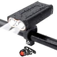Bike Light LED Bicycle Light Set USB Rechargeable Bike Lights Bike Lamp Hot Sale
