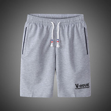 Casual Shorts Men Big Size 6XL Leisure Trunks Comfortable Homewear Fitness Workout Man Breathable Cotton