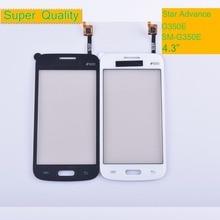 10Pcs/lot G350E For Samsung Galaxy Star Advance G350E SM-G350E Touch Screen Panel Sensor Digitizer Glass Touchscreen NO LCD все цены