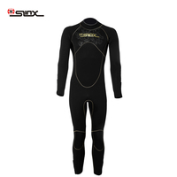 SLINX Men 5mm Diving Wetsuit Surfing Diving Full Body Suit Swim Snorkel Long Sleeves Super Warm Swimwear Sports Surf Wet Suit