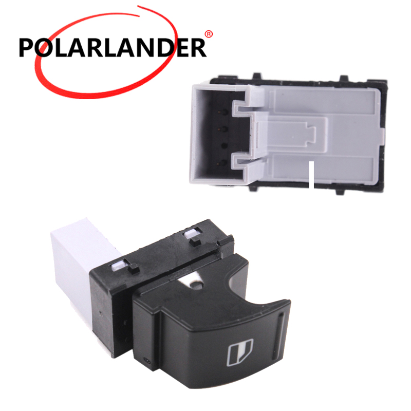 For Skoda Fabia Octavia Roomster Superb Power Window Switch Button 5J0959855
