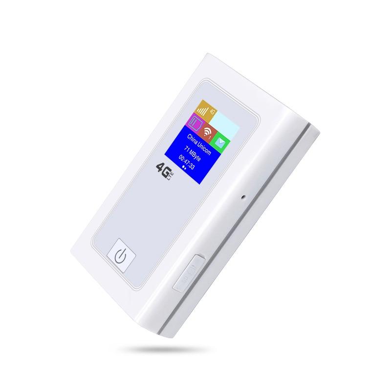 HOT-4G Wifi Router Car Mobile Hotspot Wireless Broadband Pocket Mifi Unlock  Lte Modem Wireless Wifi Extender Repeater Mini Rou