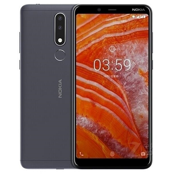 "NOKIA 3.1 Plus SmartPhone 6.0"" HD+ Helio P22 Octa-core 3GB+32GB Dual SIM Card Slot 3500mAh Android 8.1 4G Mobile Phone"