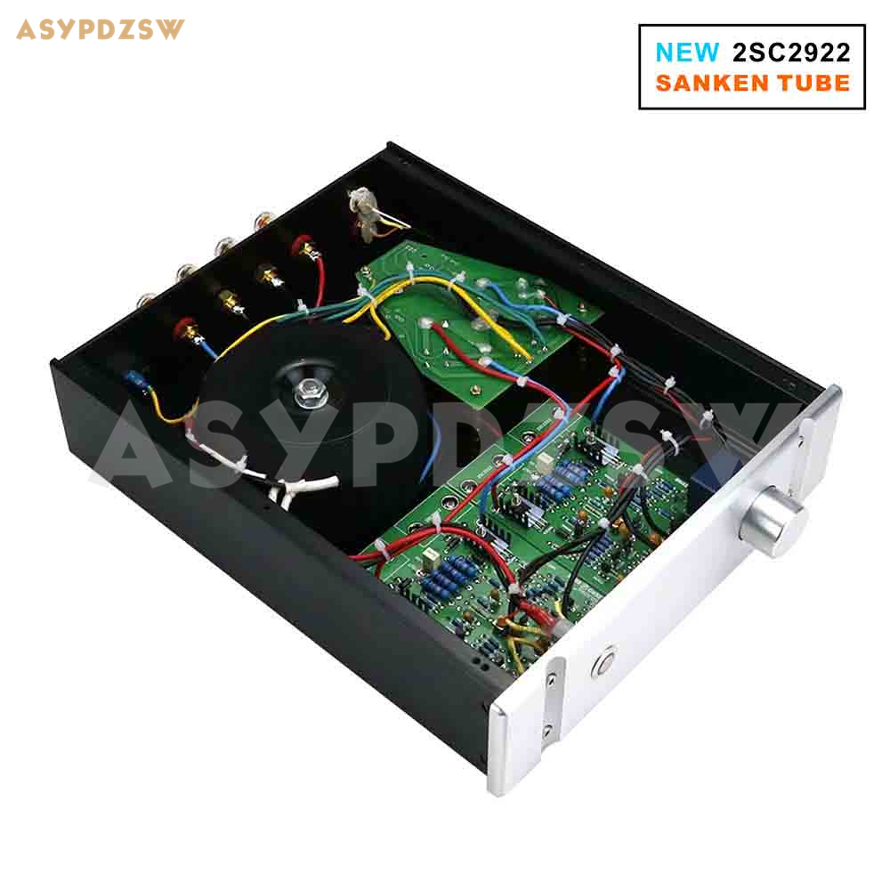 Gzlozone Finished Hifi Nap250 Mod Stereo Power Amplifier 80w 200 Watt For Car By 2sc2922 2sa1216 Naim Nap 140 Base On Uk Nap140 75w