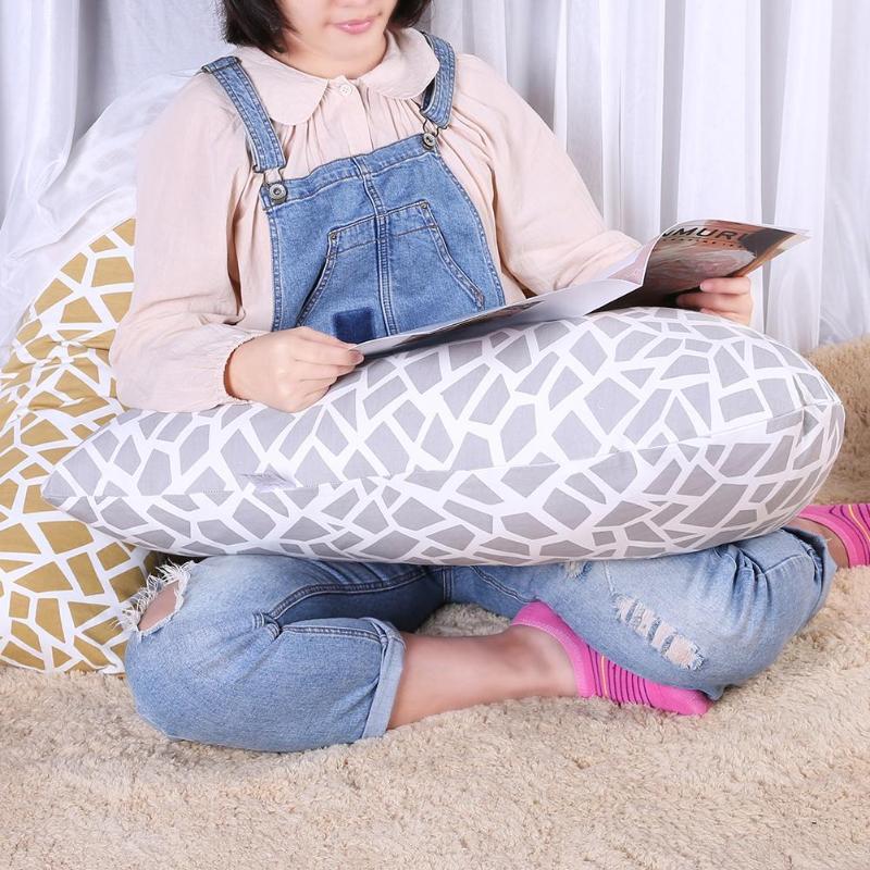 Baby Nursing Pillow V shape Maternity Sleeping Support