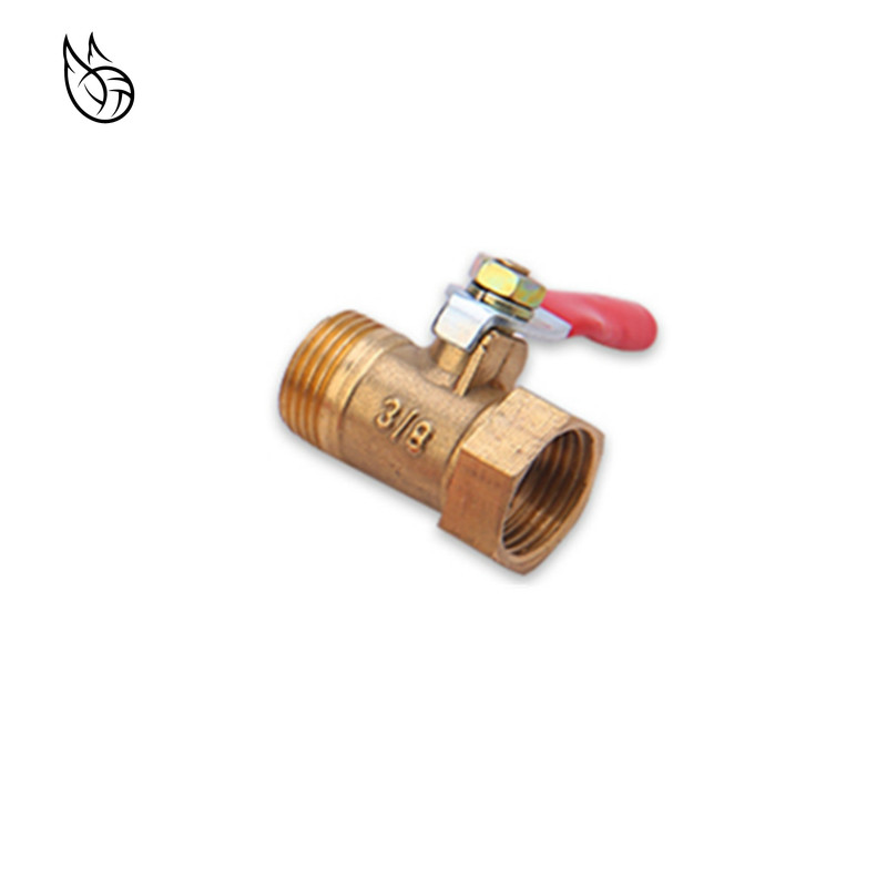 Brass Small Ball Valve 1/8