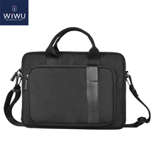 WIWU Laptop Bag 15.6 15.4 14 13.3 inch Shockproof Computer for MacBook Air Waterproof Messenger Dell 15