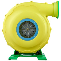 High quality 950 1100W Small dust exhaust electric blower Inflatable model centrifugal blower air blower pump 220/110V