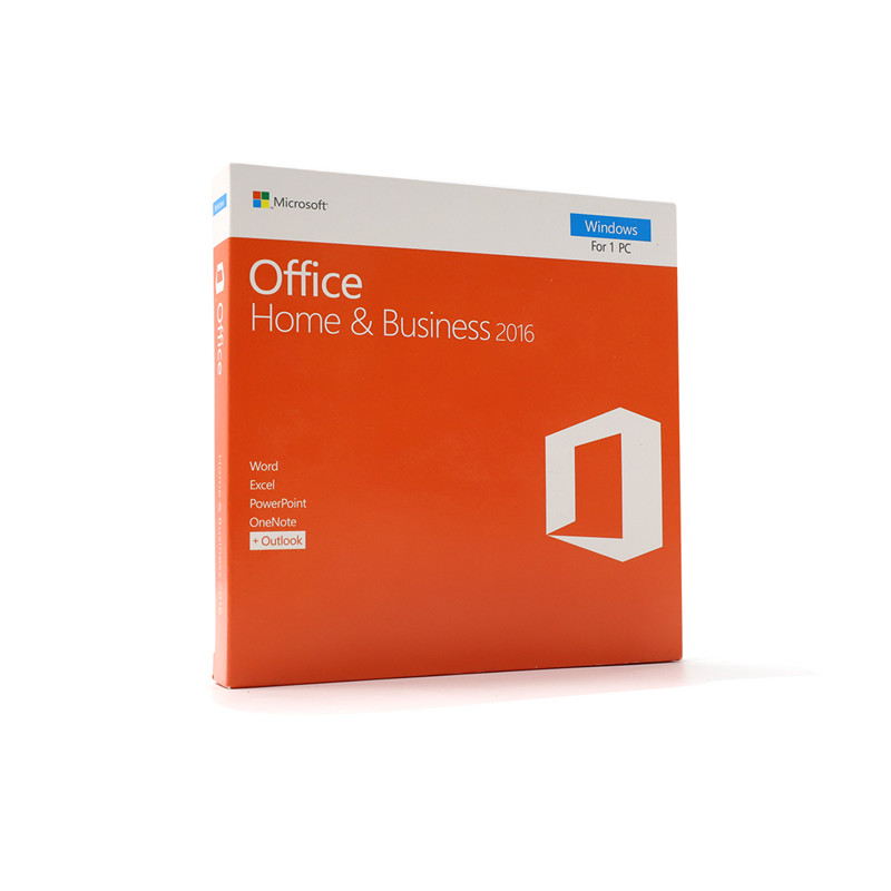 Image 4 - Microsoft Office Home and Business 2016 For Windows License Product key Code Retail Boxed inside DVD 32Bit/64Bit
